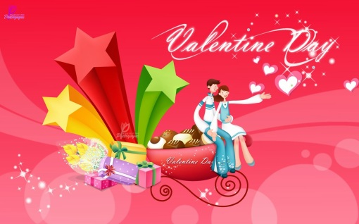 lentines-Day-Card-with-Gifts-3D-Cartoonic-Couple-Lovers-Happy-Valentines-Day-Card-Image-Valentines-Wishes-Romantic-Beautiful-for-14-Ferbruary-HD-Wallpaper