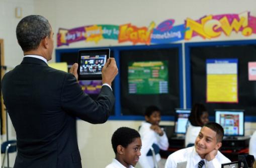 US-POLITICS-EDUCATION-OBAMA