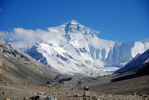 Mount Everest North Face