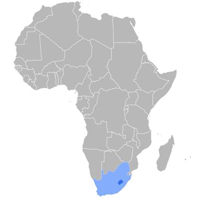 Sotho-map