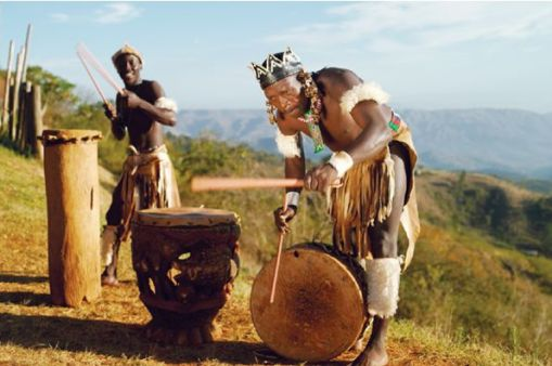 Zulu_Drummers