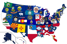 united_states___flag_map_by_heersander-d48lgqr