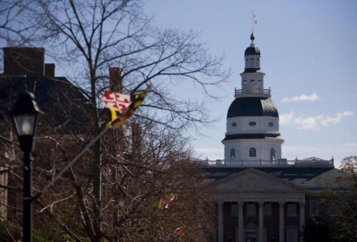 The Maryland State Capitol Building is s