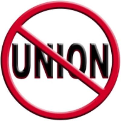 anti-union