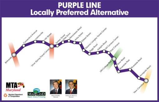 purple line LPA