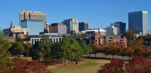 Fall_skyline_of_Columbia_SC_from_Arsenal_Hill