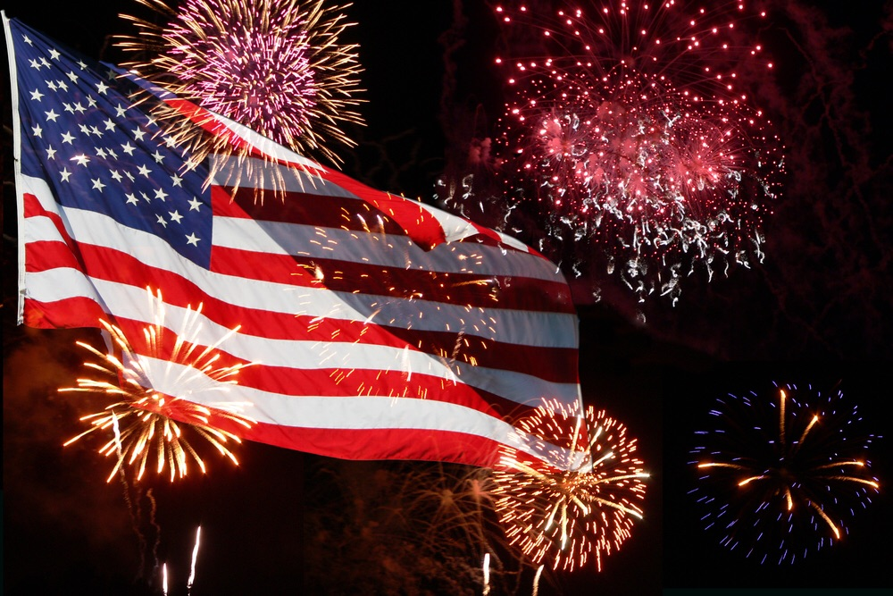 Happy 4th of July. God Bless America. | PRINCE GEORGE'S ...