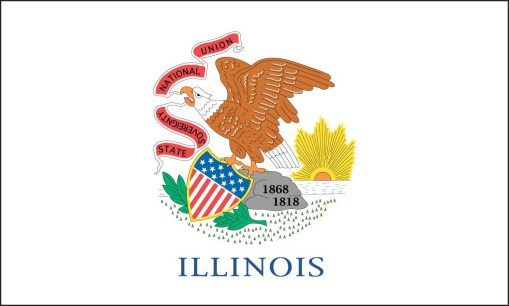 Illinois-printable-flag
