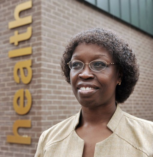 Profile on the new head of the Anne Arundel County Health Department, Dr. Angela Wakhkeya.