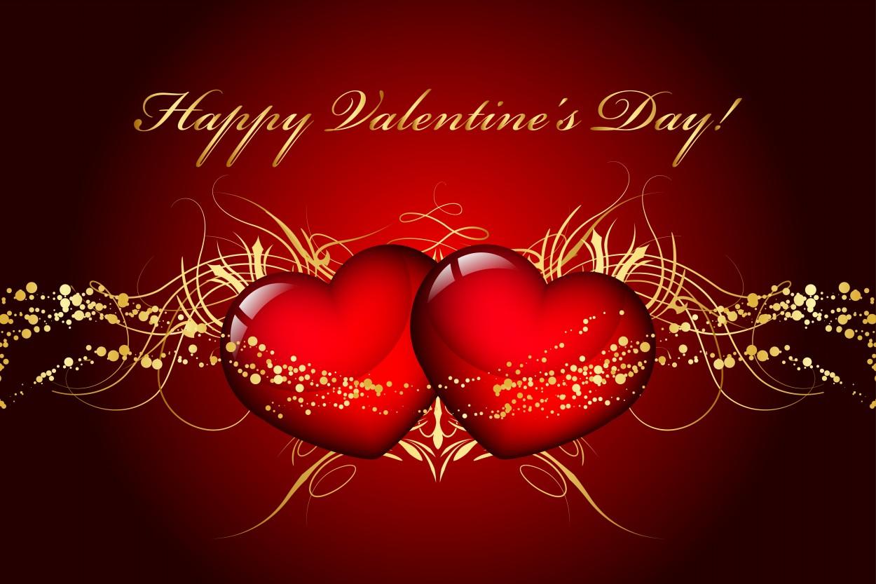 Elegant Happy Valentines Day 3