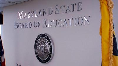 Maryland+State+Board+of+Education+Office+Seal